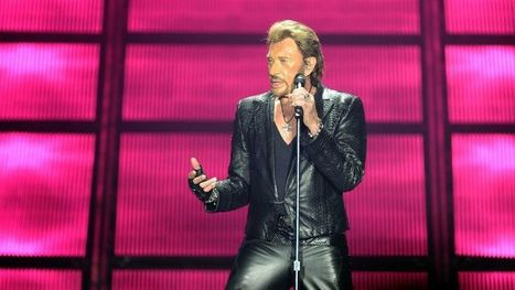 Johnny Hallyday : un concert surprise à Paris | Finance | Scoop.it