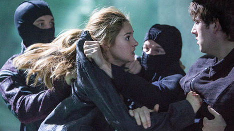 'Divergent' Photos: 10 Stills From the Dystopian Sci-Fi Film | Teens and the Library | Scoop.it