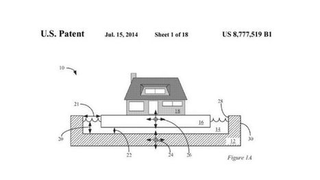California company wants to 'hover' buildings, protecting against earthquakes   GC's   Scoop.it