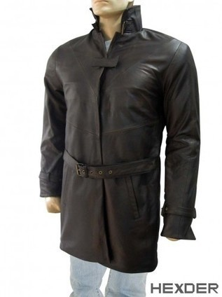 Watch Dogs Coat Trench Leather | Replica Aiden Pearce Jacket | Watch Dogs Aiden Pearce Coat | Scoop.it