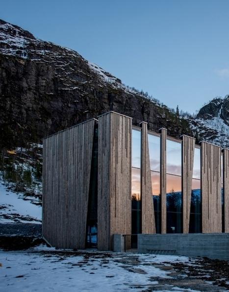 La centrale hydroélectrique la plus cool au monde est en Norvège | 2025, 2030, 2050 | Scoop.it