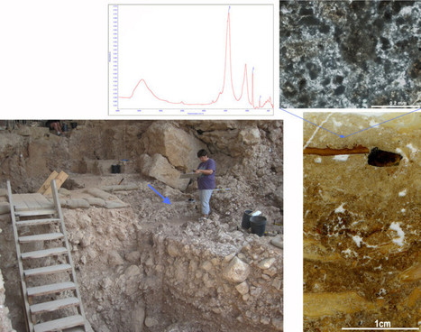 300,000-Year-Old Hearth Discovered In Qesem Cave, Addresses Speculations On First Controlled Use of  Fire | Judaism | Scoop.it