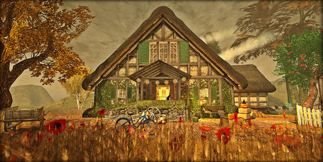 @ The Farmhouse | Destination guide to SL hot spots | Scoop.it