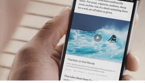 Facebook va permettre de poster sur Instant Articles via tout CMS - Arobasenet.com | web 2.0 et etourisme | Scoop.it
