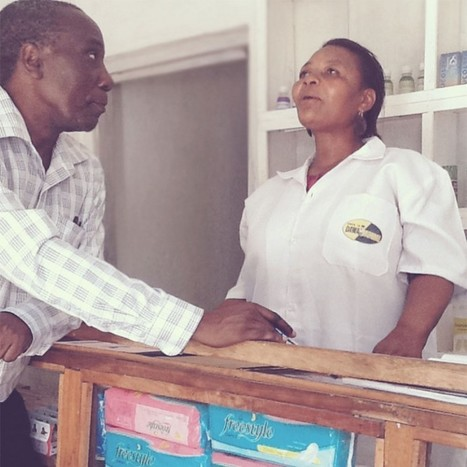 Providing Access to Medicines and Health: A Conversation with Two Women Accredited Drug Dispensing Outlet (ADDO) Owners - Part 1: Meet Audensia   Management Sciences for Health   Health workers   Scoop.it