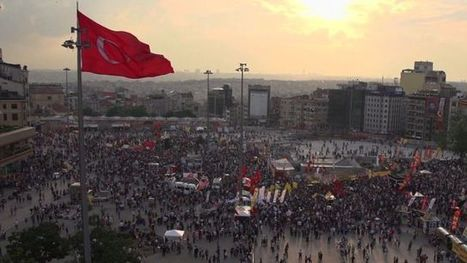 VIDEO REPORT: Inside Istanbul's Taksim Square Protesters Remain Despite Police Attacks | Human Rights and the Will to be free | Scoop.it