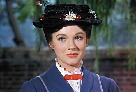 Mary Poppins Returns : la suite annoncée pour décembre 2018   Radio Disney Club   HiddenTavern   Scoop.it