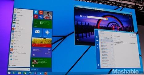 The Windows Start Menu Won't Return Until 2015   RMStaples Topics   Scoop.it