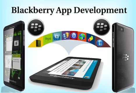 How fruitful blackberry App Development Is? | All Mobile App Development Mart | Scoop.it