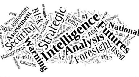 Intelligence, Strategic Foresight and Warning, Risk Management ... | Sustainable Futures | Scoop.it