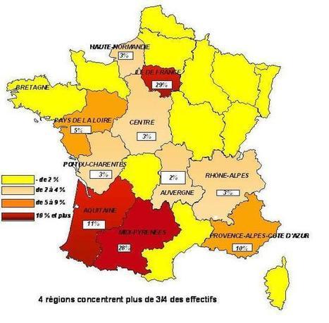 Industrie aéronautique - Présentation du secteur - Airemploi | Les Nouvelles Technologies en France | Scoop.it