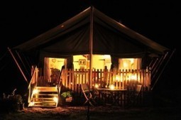 Carry on Glamping: Dandelion Hideaway | Glamping | Scoop.it