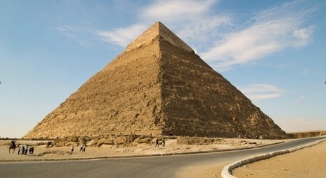 This could be how ancient Egyptians moved rocks to build pyramids - Engadget | Collapse of Ancient Egypt (The Old Kingdom) | Scoop.it