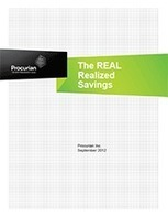 The Guide to REAL Realized Savings - Procurian White Papers | Purchase to Pay | Scoop.it