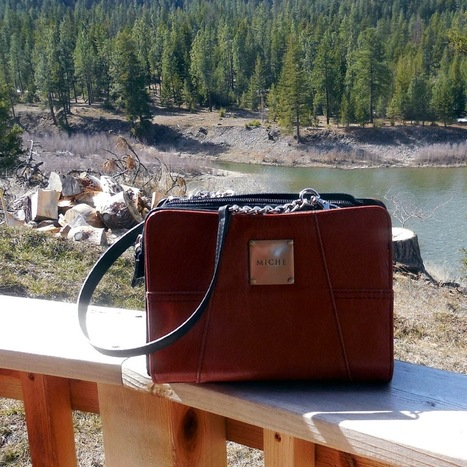 Broken Teepee: Miche Fashion Purses - Never Be Bored with Your Purse Again #Ad | Women Fashion | Scoop.it