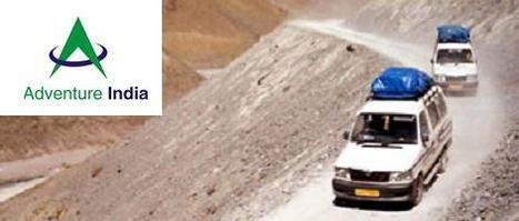 Jeep Safari in Himalaya – Get Ready for Adventures Trip | AdventureIndiaGroup | Scoop.it