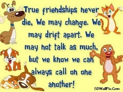 True Friends Never Die - Are You Agree | Funny Pic And Wallpapers | Scoop.it