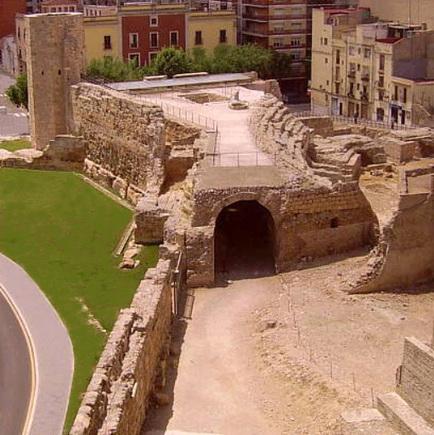 Anfiteatro romano   Romanus Gladiatores   Scoop.it