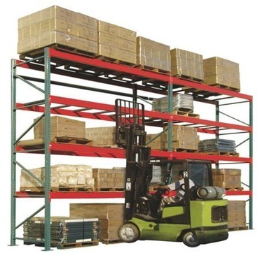 Industrial Warehouse Racking, Warehouse Shelving Systems | Storage Solutions | Scoop.it