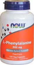 NOW Foods L-Phenylalanine 500mg | Tasman Health | Scoop.it