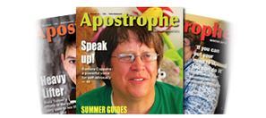 Apostrophe Magazine Lunch Links – news for and about people with developmental disabilities — May 5, 2014 | autism | Scoop.it