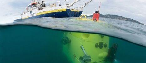 Le nouveau mini-sous-marin de l'Ifremer [Video] | Biodiversité | Scoop.it