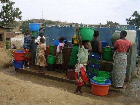 IPS – Women Spend 40 Billion Hours Collecting Water | Inter Press Service | People and Development | Scoop.it