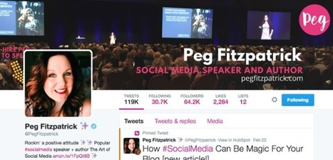 How to Build a Memorable Personal Brand on Twitter | Surviving Social Chaos | Scoop.it