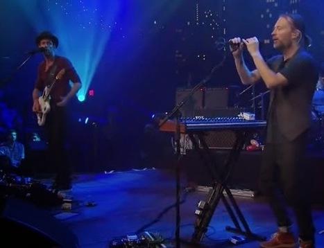 Radiohead'den yeni albüm geliyor « Müzikname | Müzik Haberleri | Scoop.it