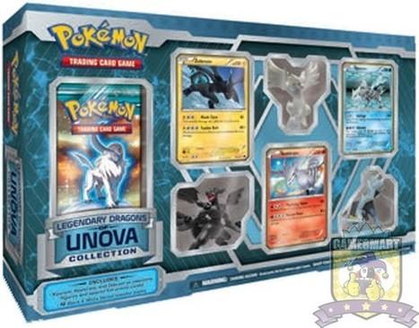 Legendary Dragons of Unova Collection | Gamesmart | Scoop.it