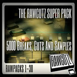 The Raw Cutz Super Pack – 500 Breaks Cuts and Samples | underground hip hop samples | Scoop.it
