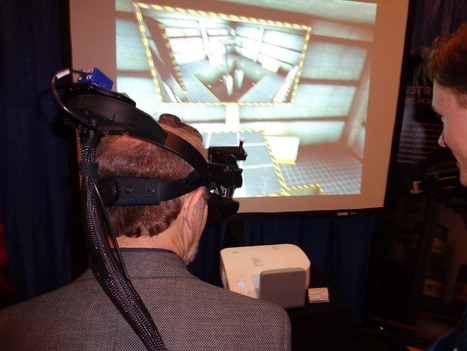 WorldViz at IEEE VR 2013   WorldViz - Virtual reality software and hardware integration.   Immersive Virtual Reality   Scoop.it