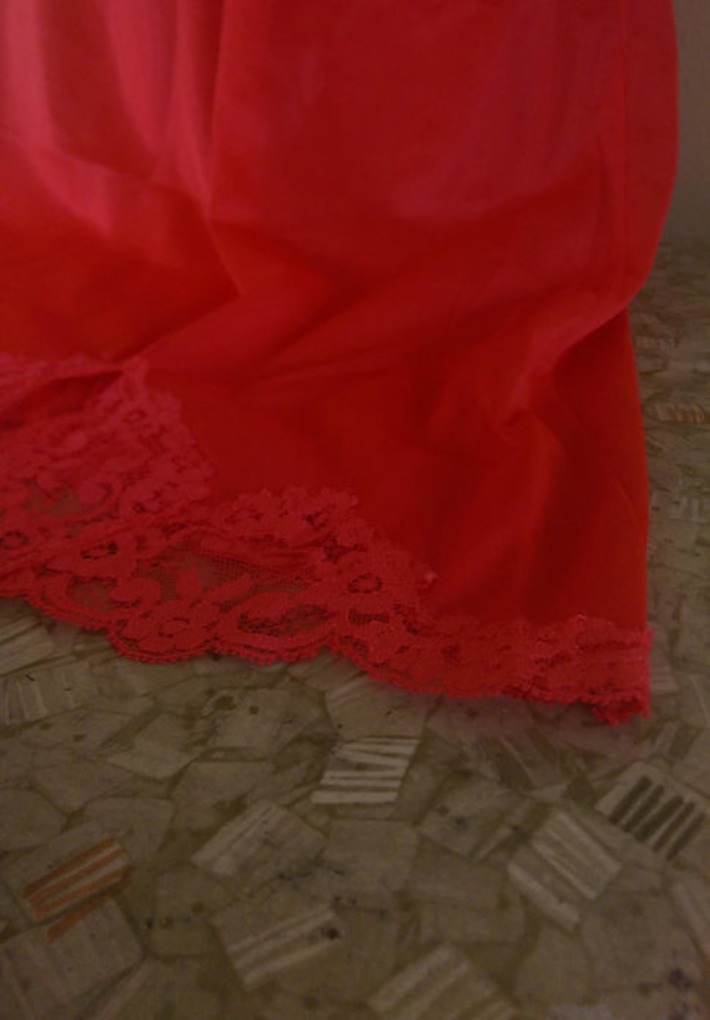 1960's Red Vintage Gaymode JCPenny Half Slip Perfect For Valentines Day! | Antiques & Vintage Collectibles | Scoop.it