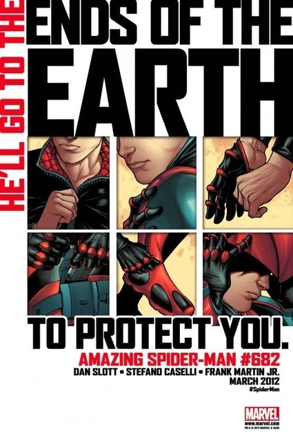 Spider-Man Gets Another New Costume in Spider-Man: Ends Of The Earth | Comic Books | Scoop.it