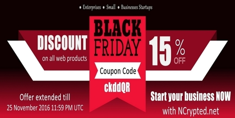 Hurry Up!!! Exciting offer on this #BlackFriday... | Busewe - Flippa Clone | Elance Clone | Elance Clone Script | Freelance Marketplace Clone - NCrypted | Scoop.it
