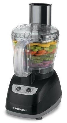 Black & Decker 8 Cup Food Processor | Cheap Food Processors | food Processors | Scoop.it