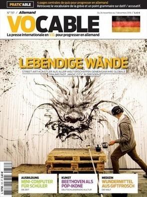 Vocable Allemand n°737 - 22 novembre 2016   revue de presse cdi lycée sacré coeur   Scoop.it