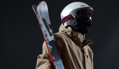 UNSW students launch intelligent ski helmets on Kickstarter | Low Power Heads Up Display | Scoop.it