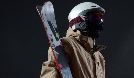 UNSW students launch intelligent ski helmets on Kickstarter   Low Power Heads Up Display   Scoop.it