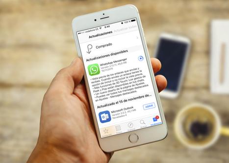 Whatsapp activa el cifrado de extremo a extremo en sus mensajes | Tecnología e Innovación | Scoop.it