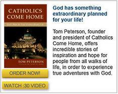 Catholics Come Home | Jesus | Scoop.it