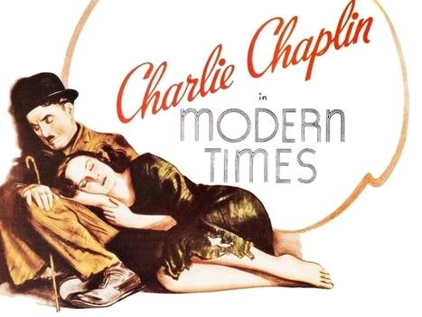 Les Temps modernes de Charles Chaplin (1936) - Analyse et critique du film - Dvdclassik | Histoire des arts 2013 | Scoop.it