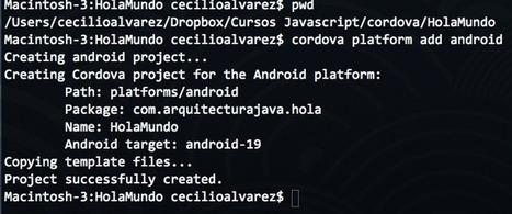 Ejemplo PhoneGAP con Node.js. - Arquitectura Java | Tecnología móvil | Scoop.it