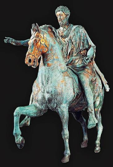 EL RETRATO ECUESTRE ROMANO. LA ESCULTURA COMO INSTRUMENTO DE PODER EN ROMA. MARCO AURELIO ECUESTRE. | Arte, arte, arte! | Scoop.it