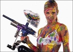 #IdiotDuJour : elle s'éclate un implant mammaire en jouant au paintball « Rendez-Vous En Terre Mal Connue   L'Idiot Du Jour   Scoop.it