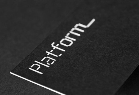New Logo and Branding: Platform by Pentagram | Corporate Identity | Scoop.it