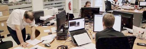 Les Américains mettent le grappin sur une pépite numérique belge | Web information Specialist | Scoop.it