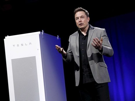 The Tesla Battery Heralds the Beginning of the End for Fossil Fuels | Permaculture, Horticulture, Homesteading & Green Technology | Scoop.it