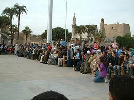 Luxor News - Jane Akshar: Saidi (Upper Egyptian) Music in front of Luxor temple | Egypt | Scoop.it