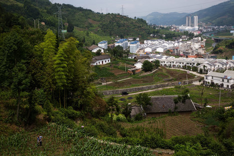 Pitfalls Abound in China's Push From Farm to City | Year 11 Geography - Megacities | Scoop.it